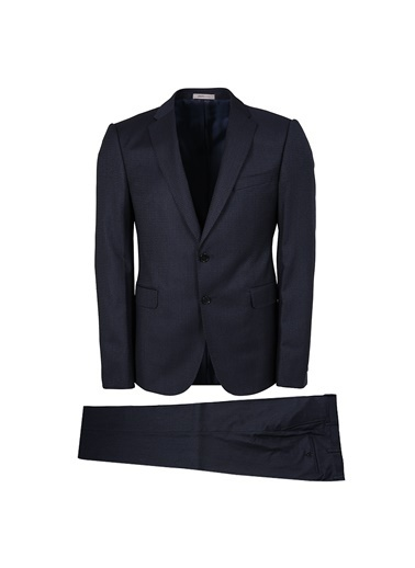 Armani Collezioni Takım Elbise Lacivert